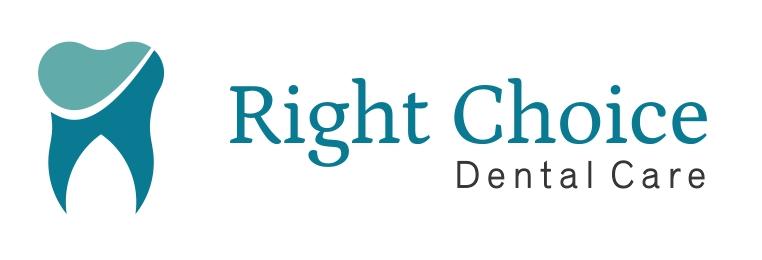 Right Choice Dental Care Logo