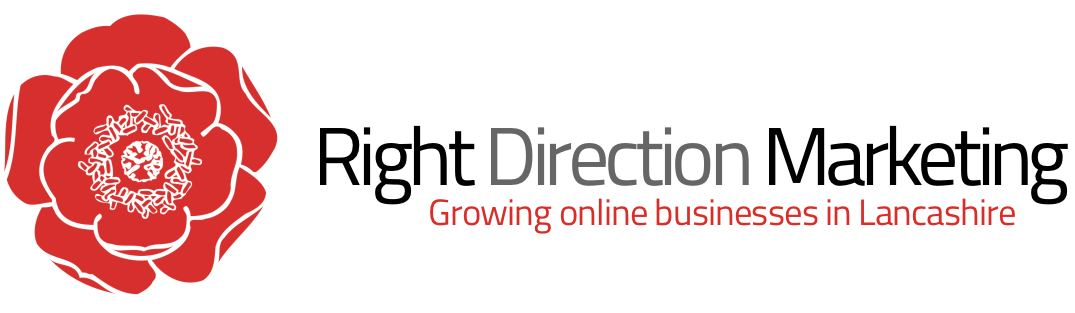 Right Direction Marketing Logo