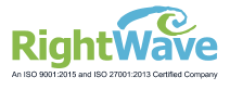 RightWave, Inc. Logo