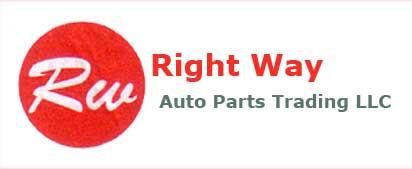 Right Way Auto Parts Logo