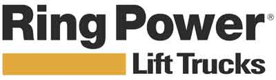Ring Power Lift Trucks Logo