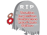 R.I.P Pest Management Logo