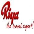 Riya Travel & Tour Inc Logo
