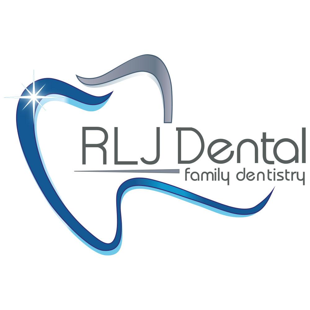 RLJ Dental Logo