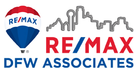RE/MAX DFW Associates Logo