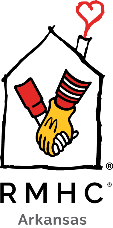 Ronald McDonald House Charities of Arkansas Logo