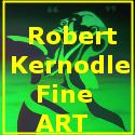 Robert G Kernodle Design Logo