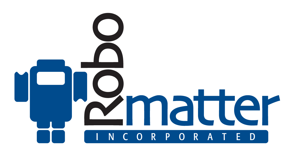Robomatter, Incorporated Logo