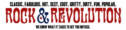 Rock & Revolution P.R. Logo