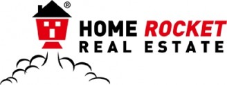Home Rocket Real Estate(r) Logo