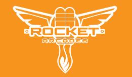 Rocket Arcades Logo