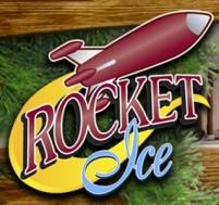 Rocket Ice Logo