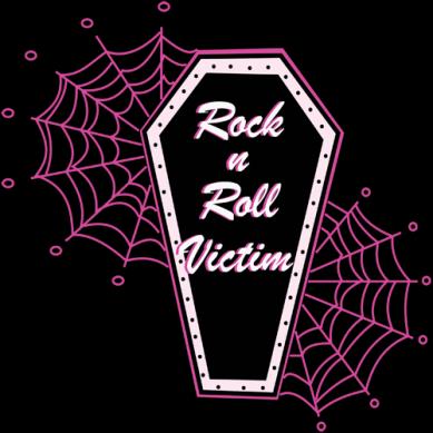 rocknrollvictim Logo