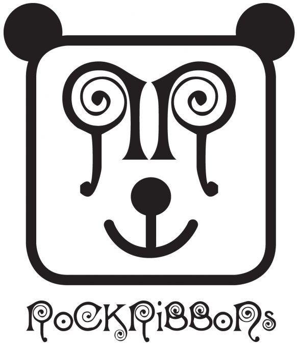 Rock Ribbons Logo