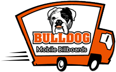 bulldog mobile billboards Logo