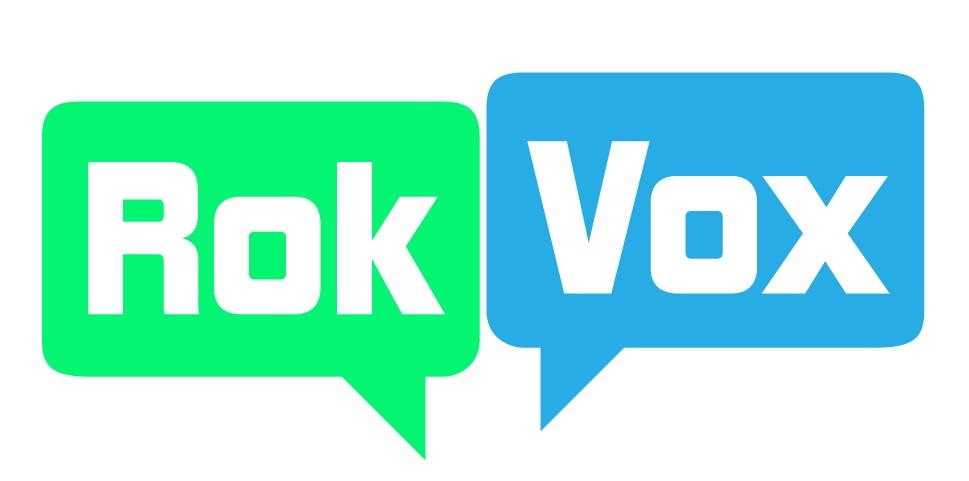 RokVox Logo