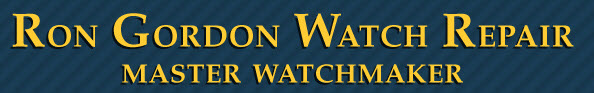 Ron Gordon Watches Logo