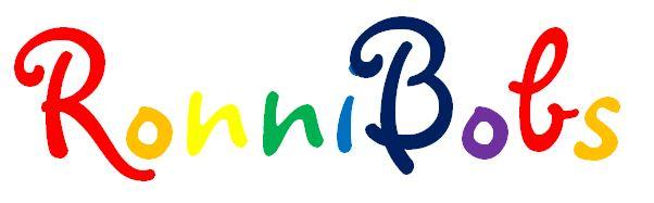 RonniBobs Logo