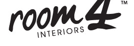 Room4 Interiors Logo