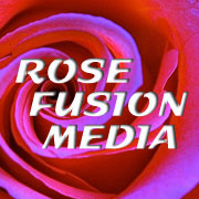 Rose Fusion Media LLC Logo