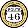 Route 46 Entertainment District Logo