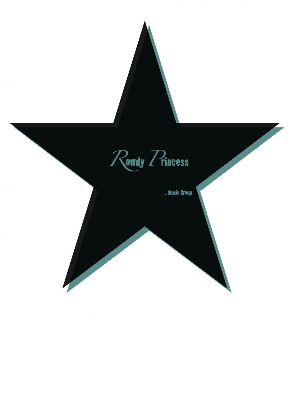 Rowdy Princess Music Group Logo