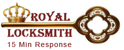Royal Locksmith Logo