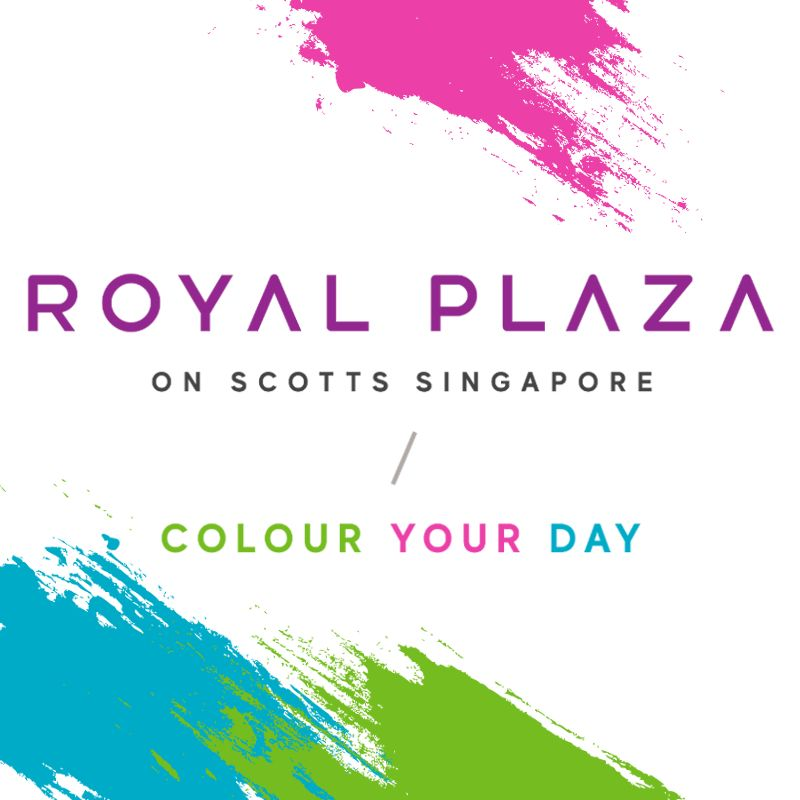Royal Plaza on Scotts Singapore Logo