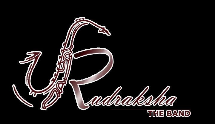 RUDRAKSHA BAND Logo