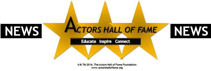 The Actors Hall of Fame Foundation Logo