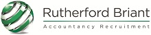 Rutherford Briant Recruitment Logo