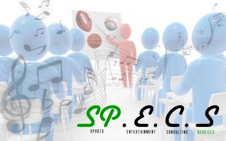 SPECS, LLC- Sports & Entertainment Consultancy Logo