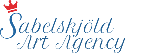 Sabelskjold Art Agency Logo