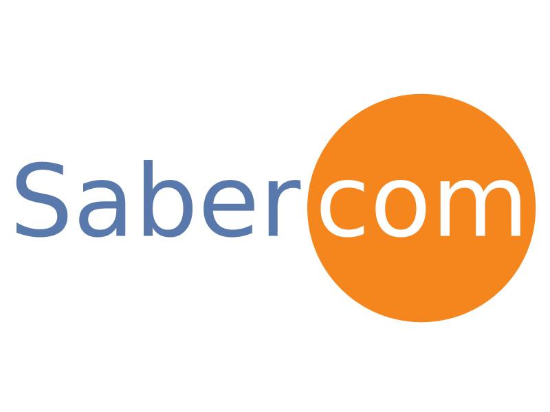 sabercom Logo