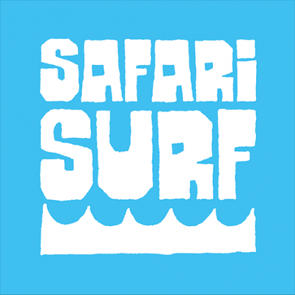 Safari Surf School Logo