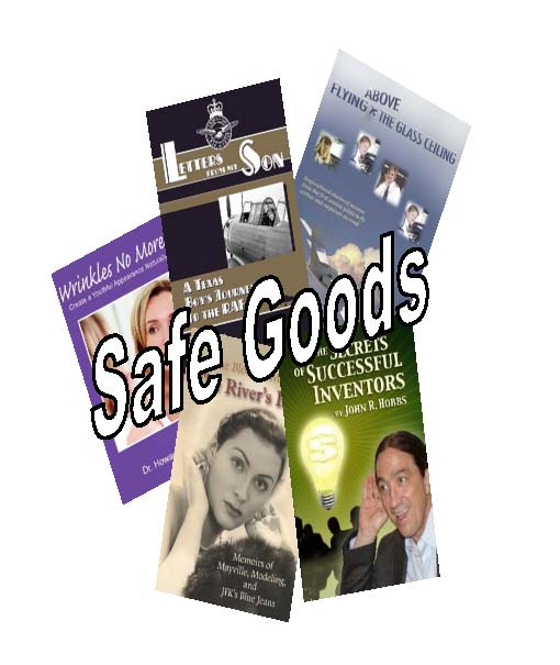 Safe Goods Publishing Logo