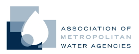 Association of Metropolitan Water Agencies Logo