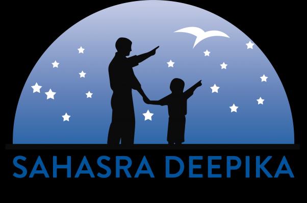 sahasradeepika Logo