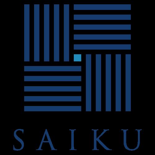 SAIKU GK. Logo