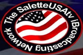 The SaletteUSAtv iBroadcasting Networks Logo
