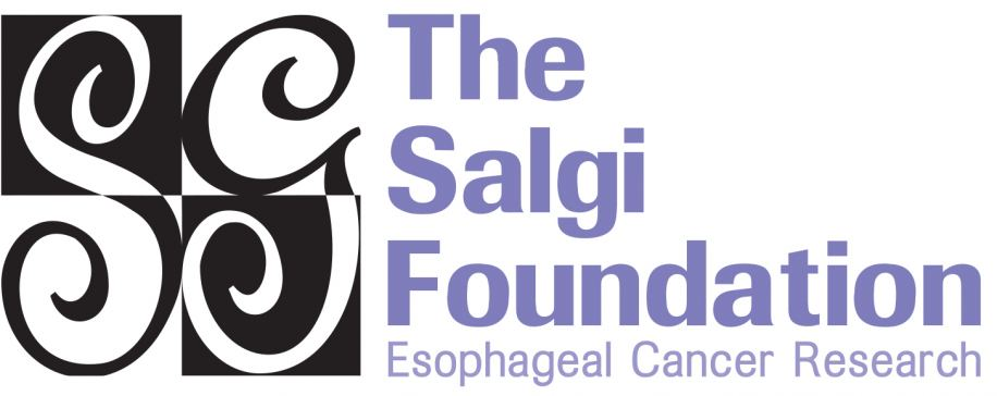 The Salgi Esophageal Cancer Research Foundation Logo