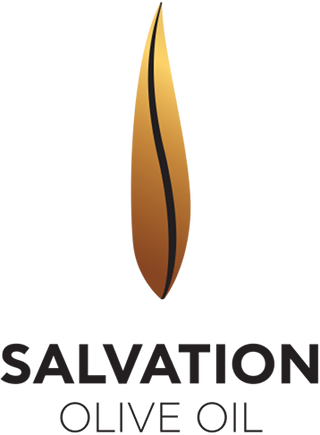 SALVATION OLIVE OIL Logo