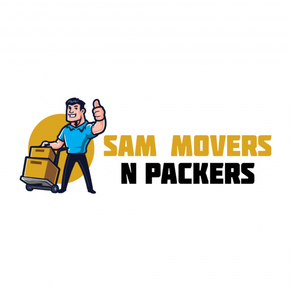 Sam Movers N Packers Logo