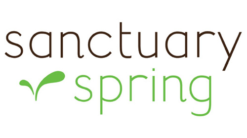 sanctuaryspring Logo
