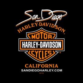 San Diego Harley-Davidson Logo