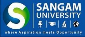 Sangam University Logo