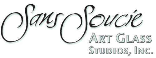 Sans Soucie Art Glass Studios, Inc. Logo