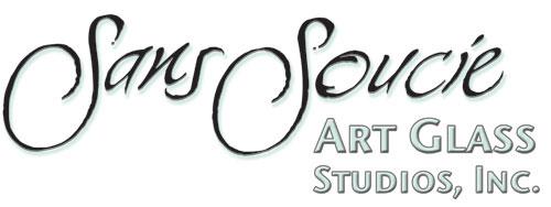 Sans Soucie Art Glass Studios, Inc. Logo