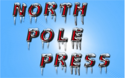 The North Pole Press Logo