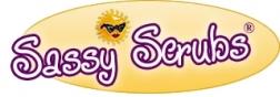 Sassy Scrubs Logo